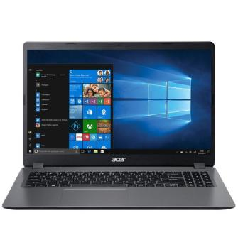 Notebook Acer A315-56-3090 I3 8GB 256 SSD GRAY WIN