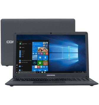 Notebook Compaq PC812 CQ 29 I5 8GB 480SSD Cinza