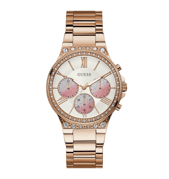 Relógio Guess Rosa