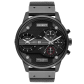 Relógio Orient Masculino - MPSCT001 P1PX Dual Time Black